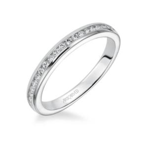 Amanda ArtCarved Wedding Ring 31-V219L
