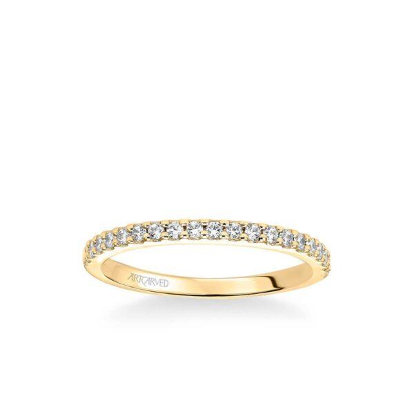 Allison ArtCarved Diamond Wedding Ring 31-V325L