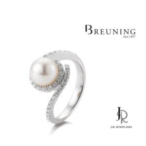 Breuning Pearl Ring 41/05610