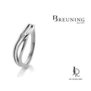 Breuning Diamond Ring 42/85884