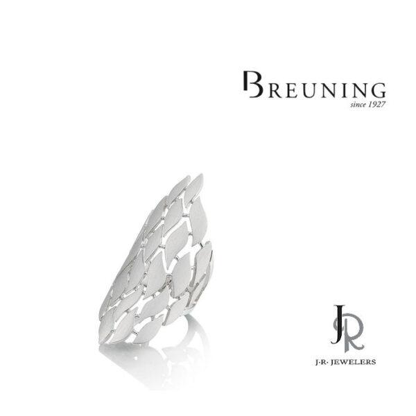 Breuning Silver Ring 44/01441
