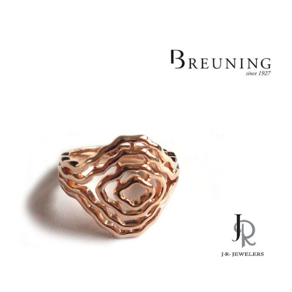 Breuning Silver Rin 44/01489g