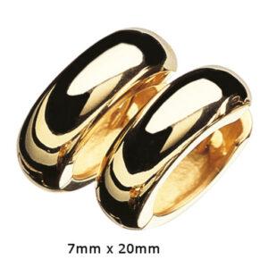 Breuning Gold Earrings 06/03703-34