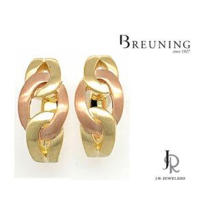 Breuning Silver Earrings 06/60944