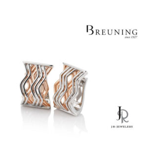 Breuning Silver Earrings 06/60830