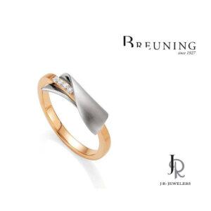 Breuning Silver Ring 42/03188