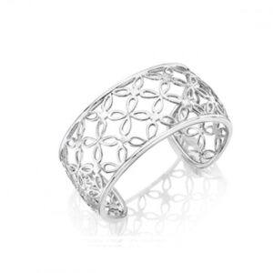Silver Cuff Bracelet TNB105