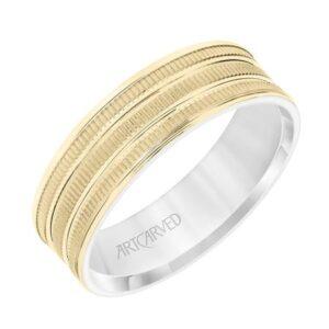 ArtCarved Wedding Ring 11-WV8830YW65