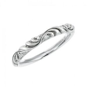 Sunrise ArtCarved Wedding Ring 31-V104W