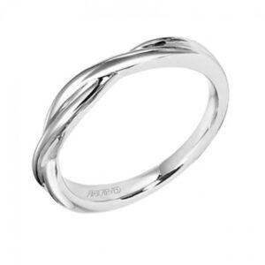Solitude ArtCarved Wedding Ring 31-V153L