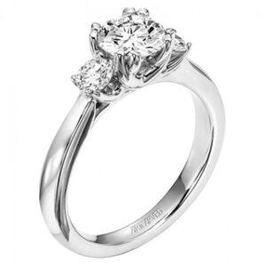 Amanda ArtCarved Engagement Ring 31-V219E