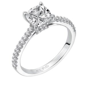 Willa ArtCarved Engagement Ring 31-V574E