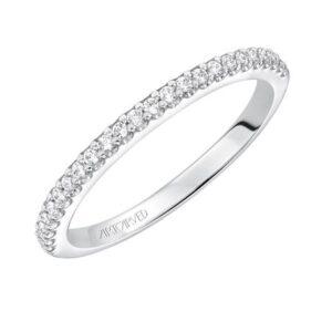 Willa ArtCarved Wedding Ring 31-V574L
