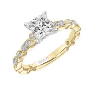 Beatrice ArtCarved Engagement Ring 31-V822E
