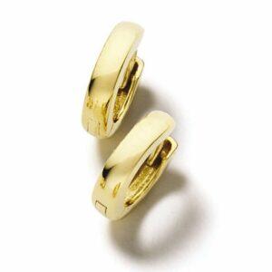 Breuning Gold Earrings 06/02626