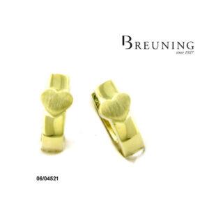 Breuning Children's Earrings 06-04521