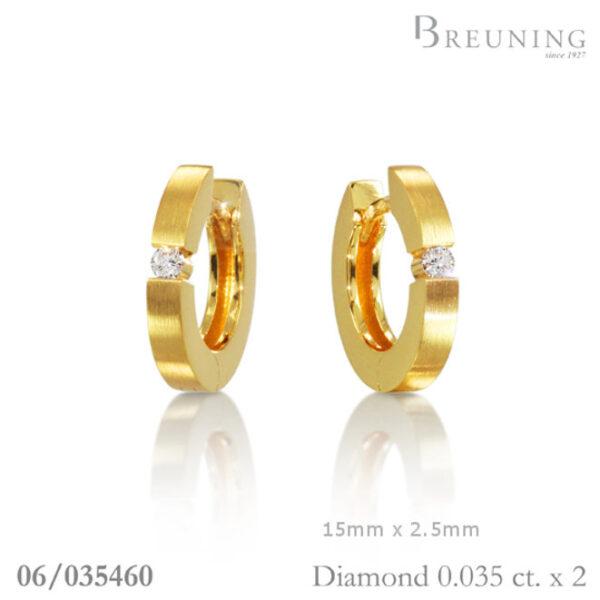 Breuning Diamond Huggies 06/03546 Yellow.jpg