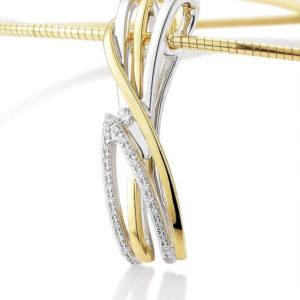 Breuning Diamond Pendant 31/04562