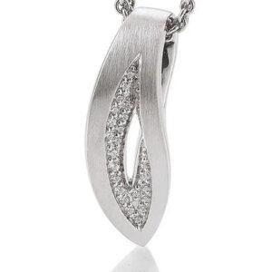 Breuning Diamond Pendant