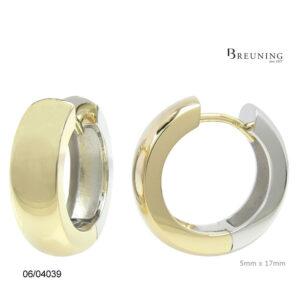Breuning Reversible Earrings 06/04039 YW