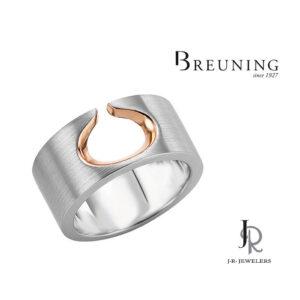 Breuning Silver Ring 44/01362
