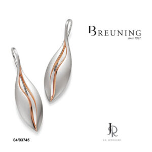 Breuning Sterling Earrings 04/03745