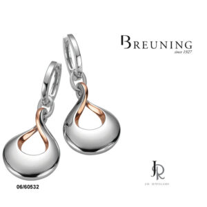 Breuning Sterling Earrings 06/60532