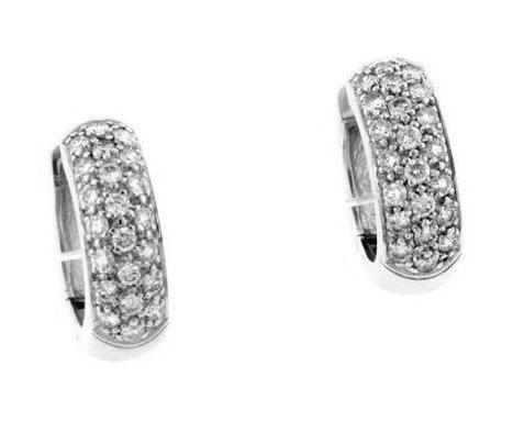 Breuning Diamond Earrings 06/02760