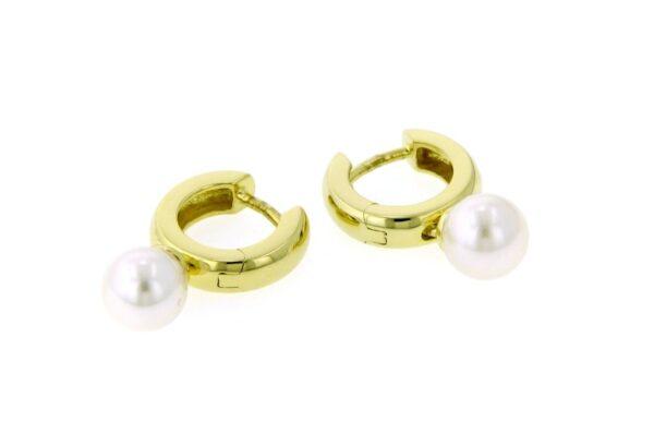 Breuning Gold Earrings 06/03281