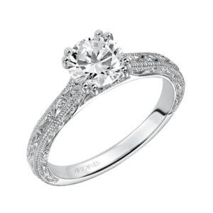 Bernadette ArtCarved Engagement Ring 31-V432E