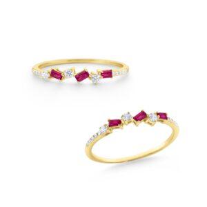 KC Designs Ring R4993