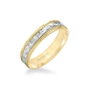 Roulette ArtCarved Wedding Band 11-WV5012