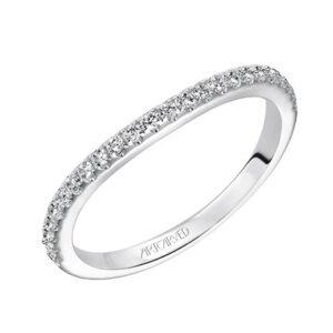 Wanda ArtCarved Wedding Ring 31-V506L