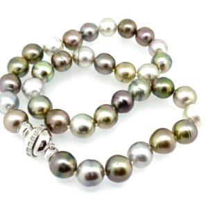 Multi-Color South Sea Pearls